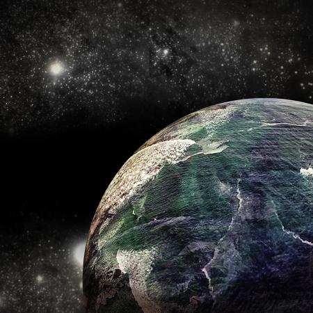 comunicacion oral: Composite image of globe against white background