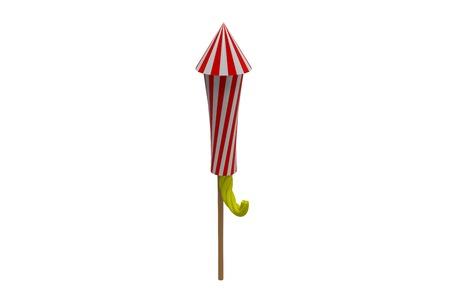 artifice: Rocket for firework