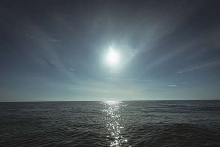 Beautiful sea on a sunny day LANG_EVOIMAGES