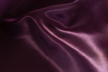 Full frame of satin textile