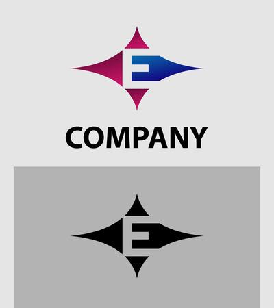 alphabetical: Alphabetical Logo Design Concepts. Letter E