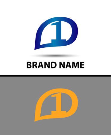 e u: Letter U Logo Design. Vector logo with letter e creative concept