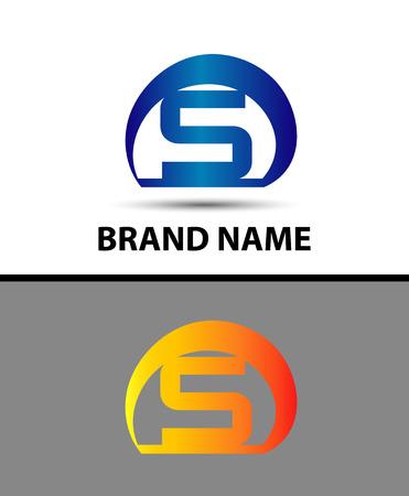 sch: Alphabetical Logo Design Concepts. Letter S