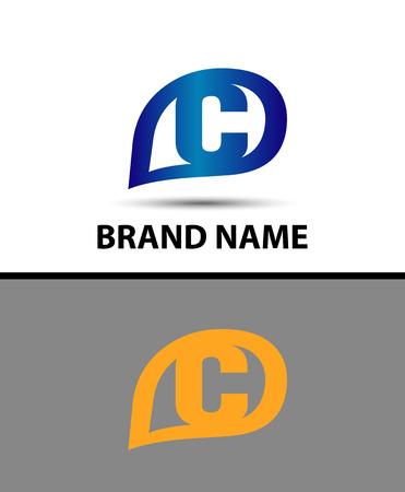 radon: Letter C logo design