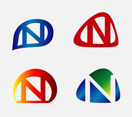 unusual: Unusual Letters n Set