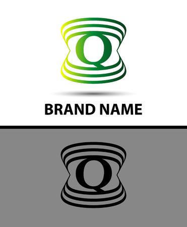 logo vector: Q Vector logo icons