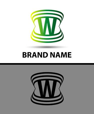 logo: W Vector logo icons