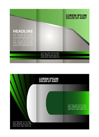 redes de mercadeo: folleto negocio plantillas de tarjetas Vectores