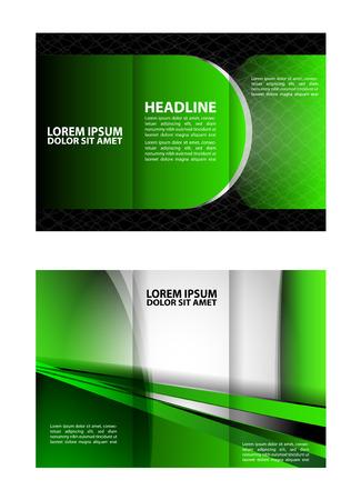 mock up: Tri-Fold Brochure Design Mock Up