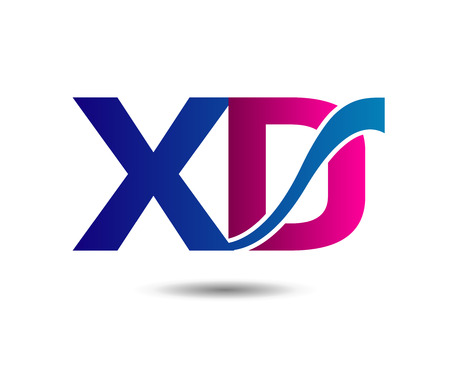 d: Letter X and D