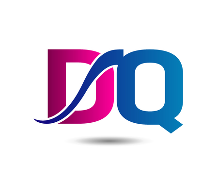 linked: Letter DQ linked company logo
