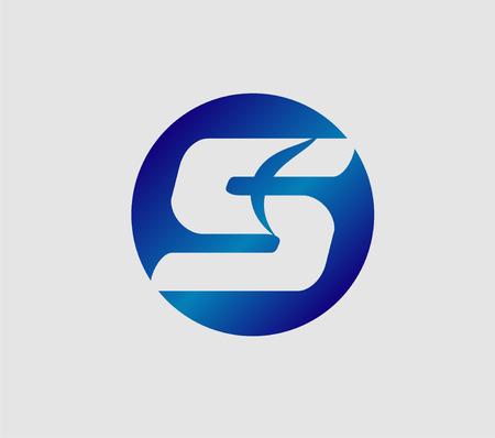 sch: Letter S Illustration
