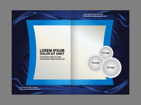 coworker banner: Bi-Fold Brochure Design