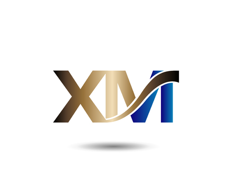 xm: X and M letter