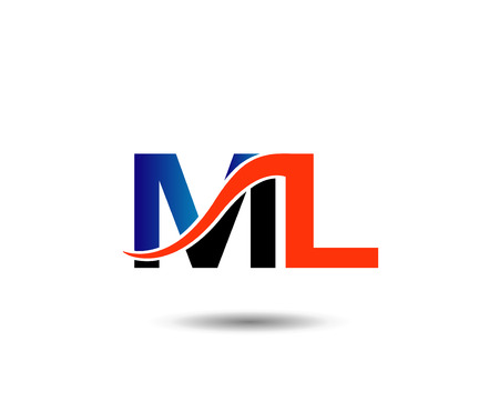 ml: Letter ML linked company