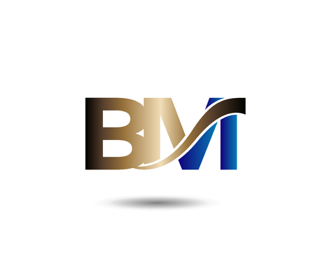 linked services: B and M letter