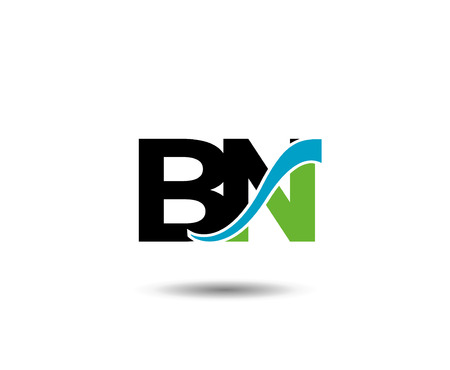 linked: Letter BN linked