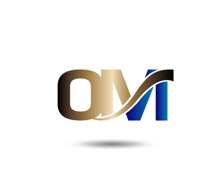 linked services: O and M letter Illustration