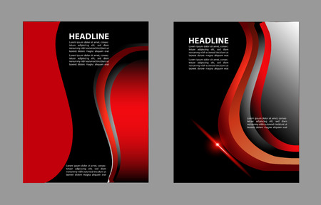publisher: Professional business or corporate banner design layout design template. Magazine cover, publishing and print presentation. Abstract vector background.