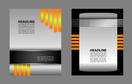 the publisher: Brochure folder leaflet