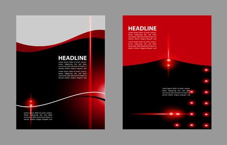 textfield: Flyer  brochure design template