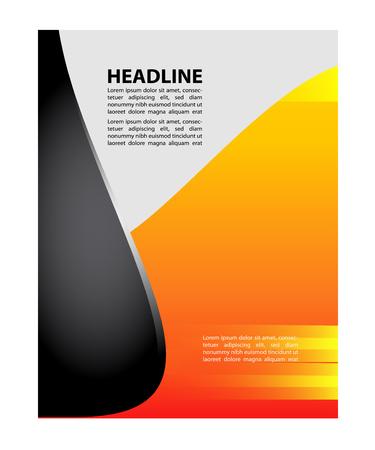 brochure design modern
