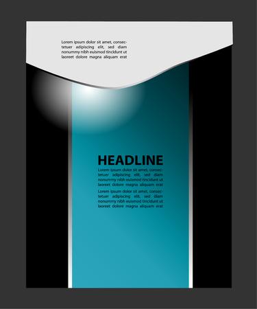 publisher: corporate brochure design business