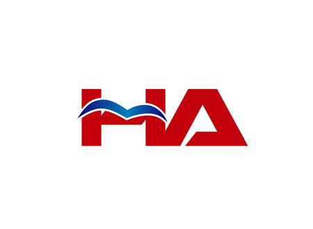 BP Logo. Vector Graphic Element Letter Branding