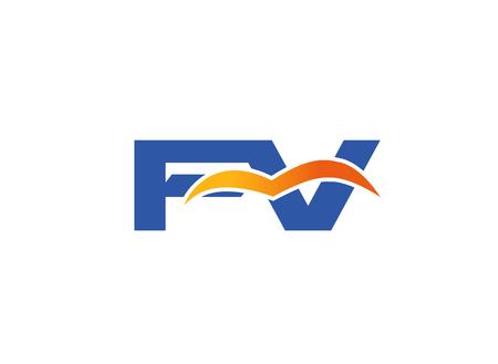 fv: FV initial company logo