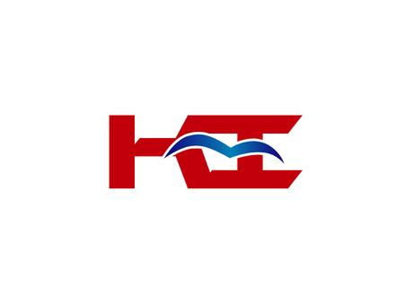 Letter Ki linked company logo