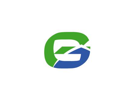 logotype: Number 6 logo. Vector logotype design