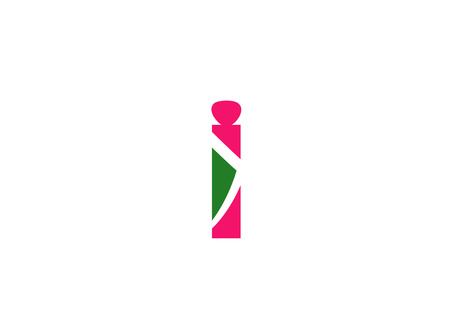 Alphabet icons - i