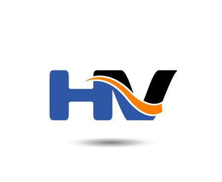 Letter HV