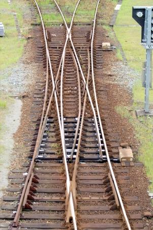 vue: train exchanger, graphic point of vue