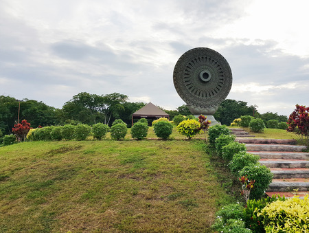 dhamma: The wheel of Dhamma in Thailand