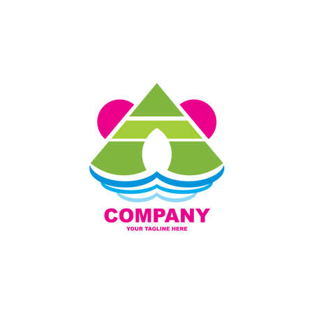 company design logo - vector Ilustracja