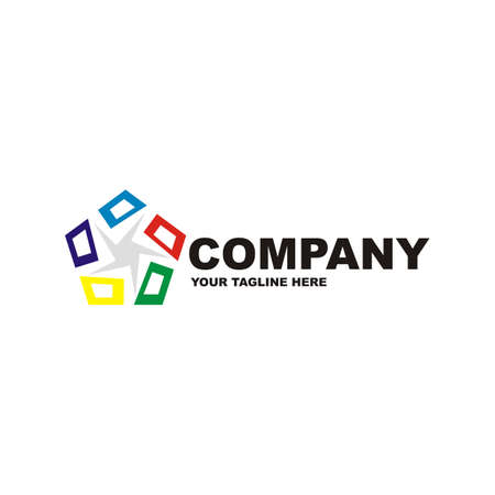 logo design vector full color