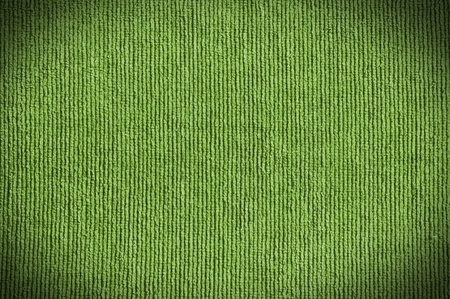 Green canvas texture or background  photo