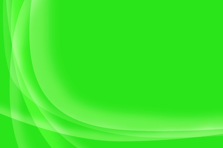 pamphlet: Green abstract background with space for your text Stock Photo