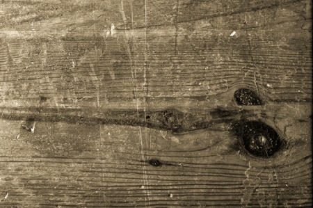 canvas on wall: old wooden grunge background or texture