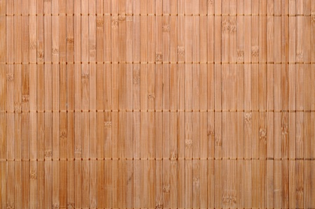 asian style: Close up of bamboo mat background