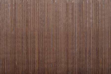 Close up of bamboo mat background  photo