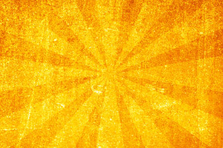 sun burnt: grunge background with space for text Stock Photo