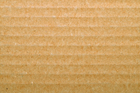 Texture of brown paper  Ecological paper with waste paper  photo