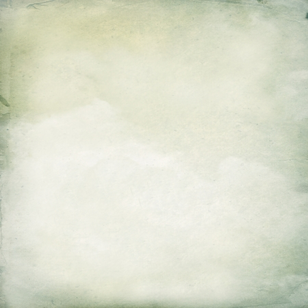 Vintage cloudy background, Watercolor background Stock Photo