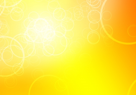 Orange abstract background with space for your text Stock Photo - 17131471