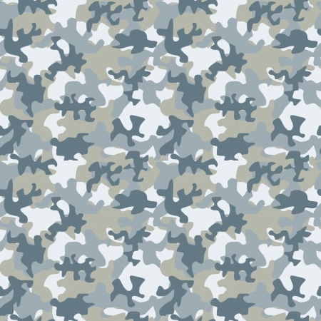 air force:  illustration of camouflage seamless pattern