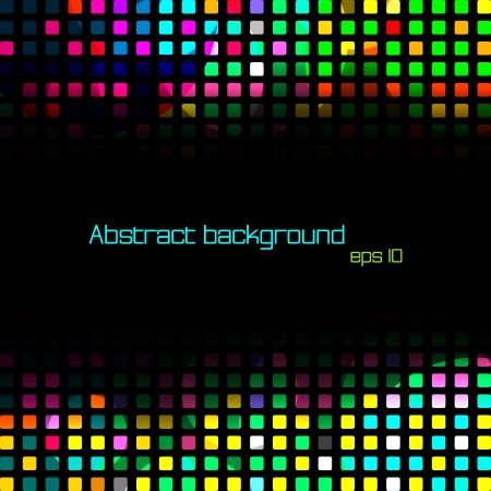 neon lights: Abstract  background