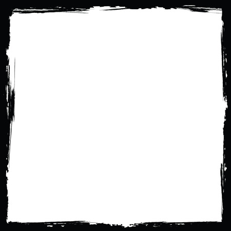 grunge border: Grunge border Illustration