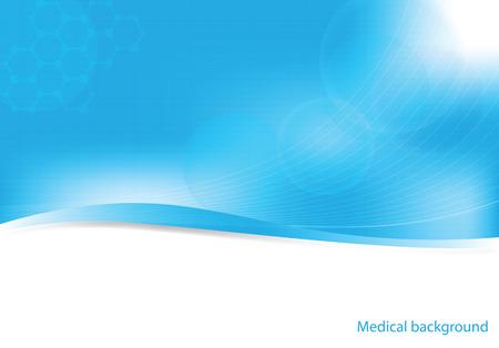 Abstracte moleculen medische